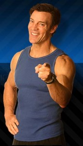 tony horton portrait 172x300 Addicted to P90X