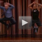 MUST WATCH:Fitness Expert Shaun T From Insanity Kicks Conan O' Brian's Ass