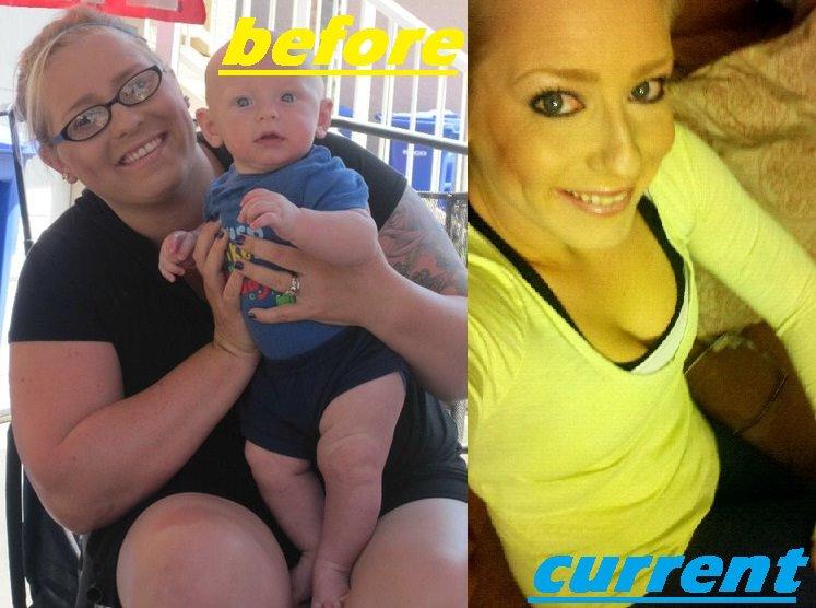 Jessamyn Patterson – P90X life transformation-100lbs