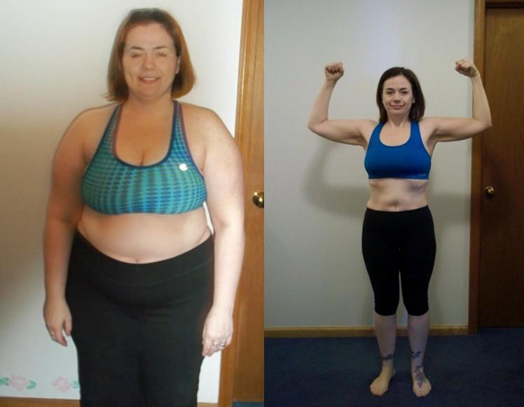 Lisa Dzierlatka – Female Turbo Fire Transformation
