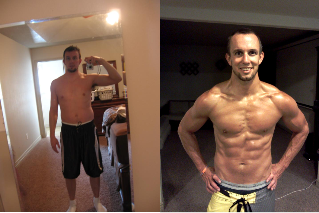 2020 Other   Images: P90x2 Before And After