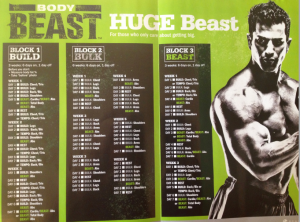 huge beast 300x222 Body Beast Calendar