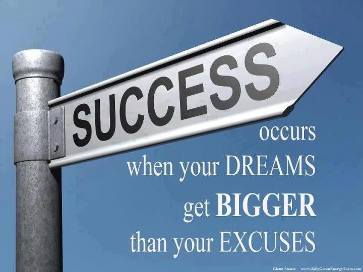 success Dream Big