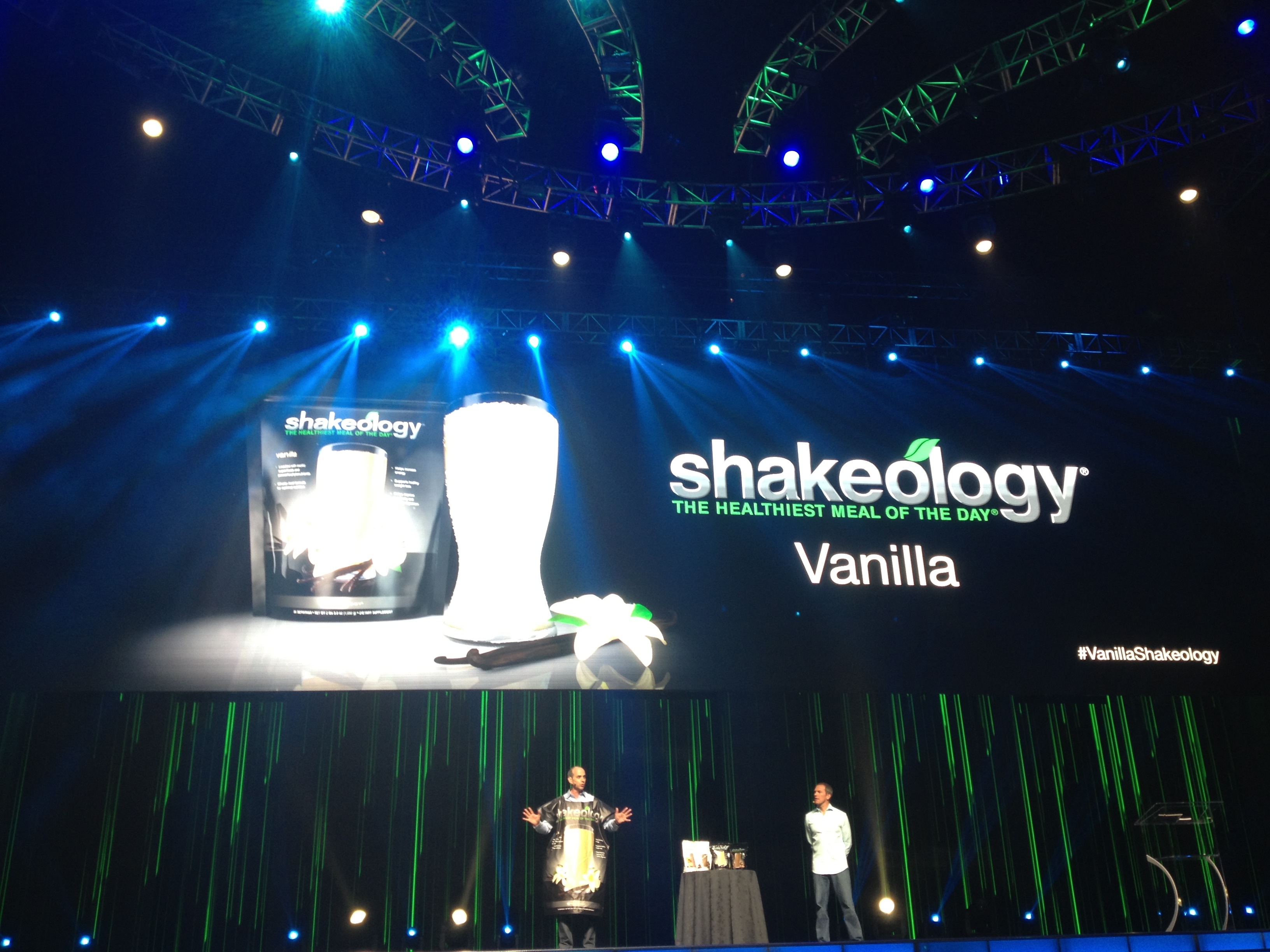 Vanilla Shakeology Video