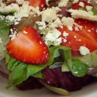 Healthy Recipes – Strawberry Balsamic Vinaigrette