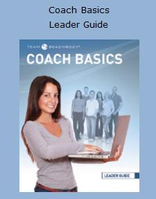 coach basics Leader guide Coach Basics