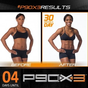 P90X results female 300x300 P90X3 Calendar