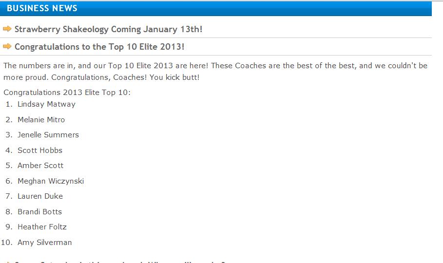 Top 10 Beachbody Coaches