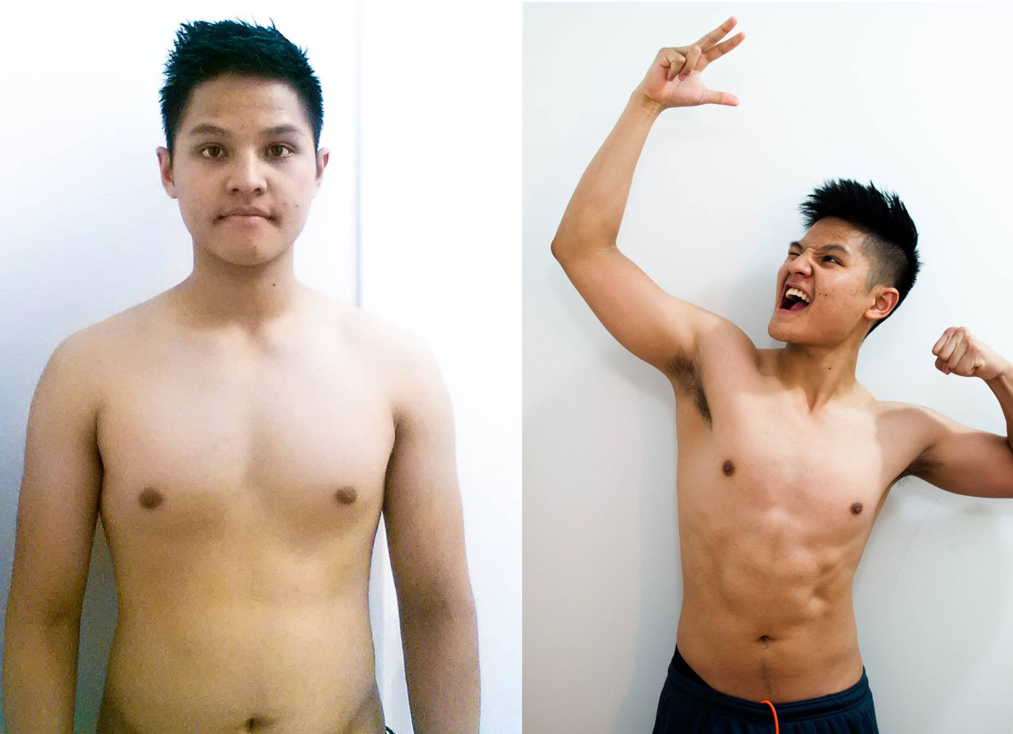 # Ageless Weight Loss Center Indiana Location - Fat P90x results pictures men