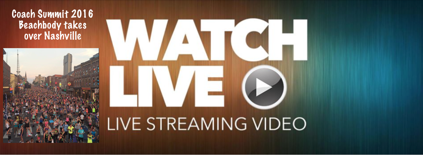 Live Stream Beachbody Coach Summit