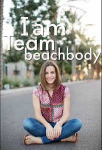 I am team beachbody,, team beachbody coach, beachbody coach