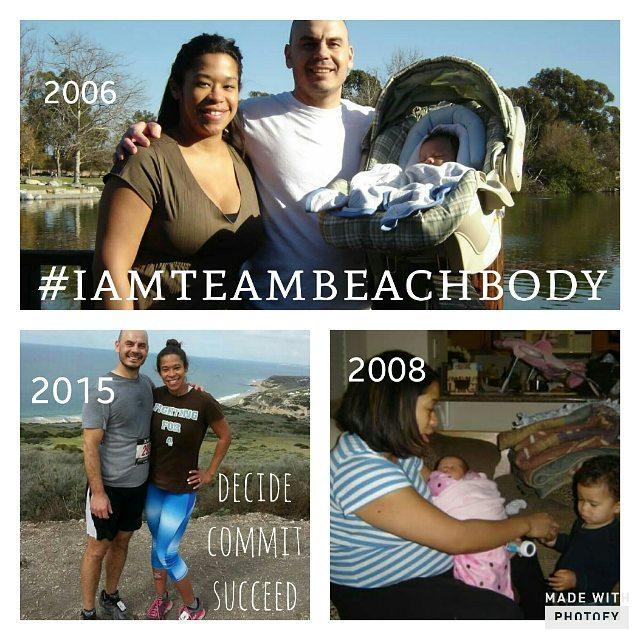 I Am Team Beachbody Dwana Olsen