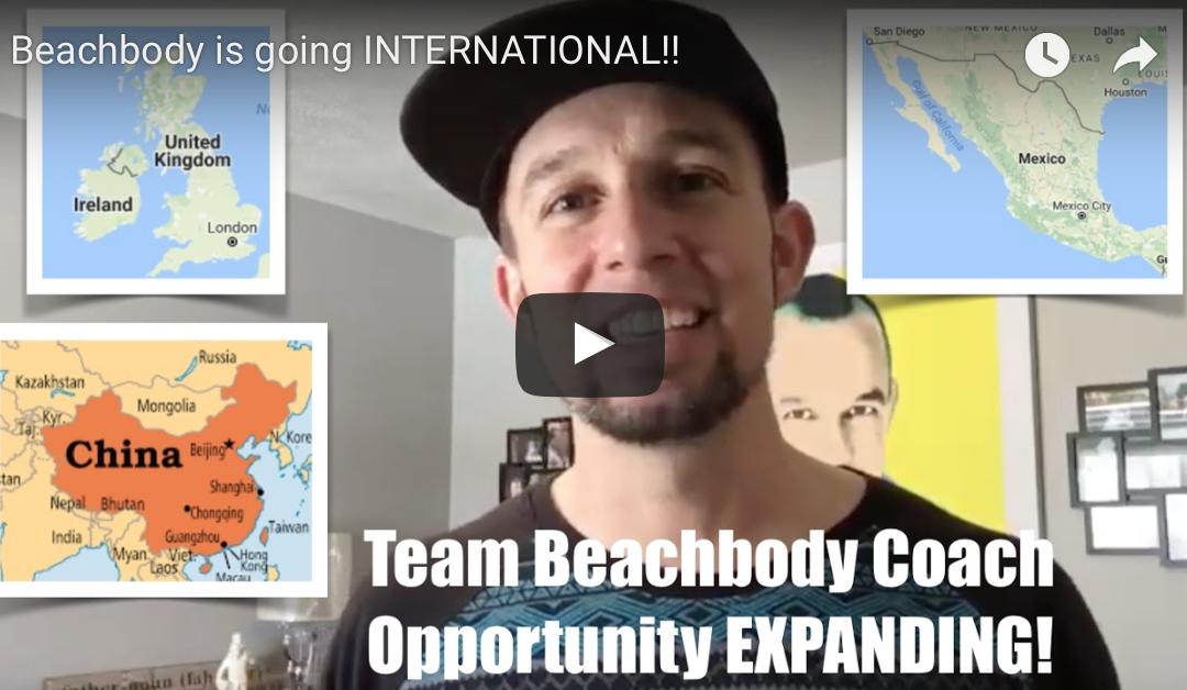 Beachbody International Expansion