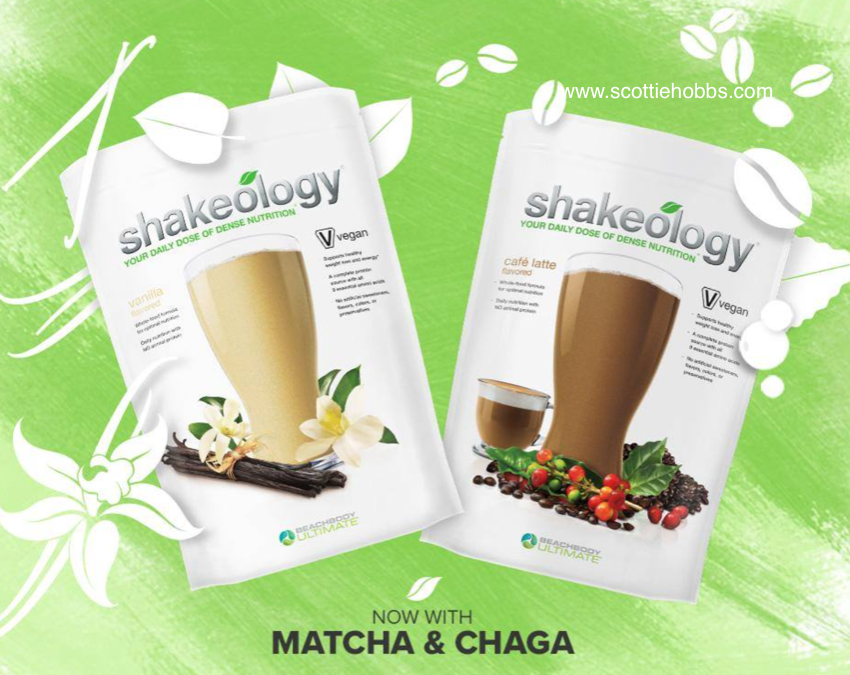 New Shakeology Ingredients