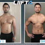 liift4, liift 4, liift 4, test group