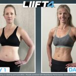 liift4 test group results women